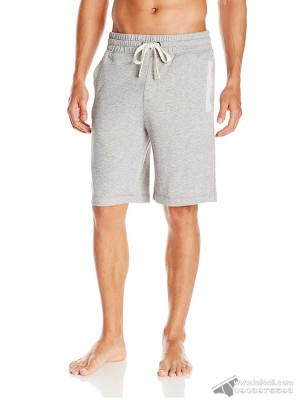 Quần short nam 2(x)ist French Terry Light Grey Heather