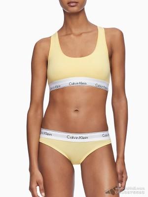 Quần lót nữ Calvin Klein F3787 Modern Cotton Modal Bikini Solaris