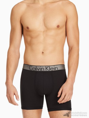 Quần lót nam Calvin Klein NB1296 Customized Stretch Micro Boxer Brief Black