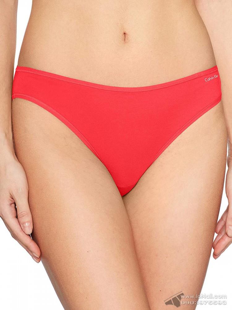 Quần lót nữ Calvin Klein QD3644 Cotton Form Bikini Fever Dream