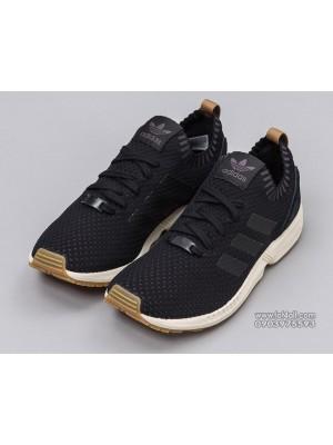 Giày nam Adidas ZX Flux Primeknit Black