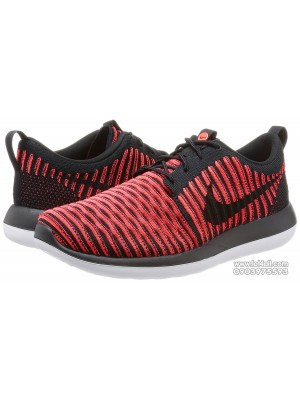 Giày nam Nike Roshe Two Flyknit Bright Crimson