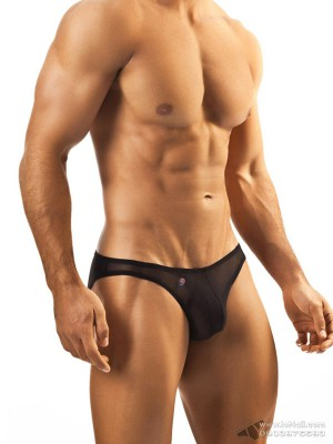 Quần lót nam Joe Snyder JS01 Classic Bikini Mesh Black
