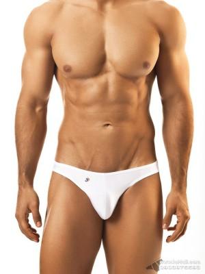 Quần lót nam Joe Snyder JS01 Classic Bikini White