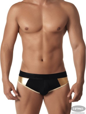 Quần lót nam Pikante 8669 Spartan Warrior Brief Black