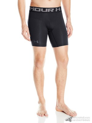 Quần lót nam Under Armour HeatGear CoolSwitch Compression Short Black