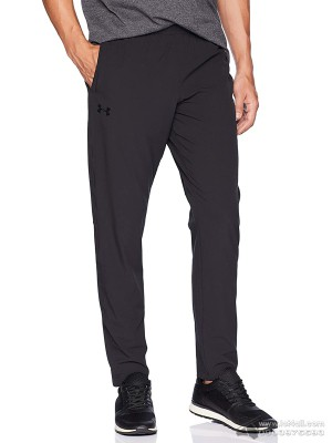 Quần dài nam Under Armour Scope Open Hem Pant Black