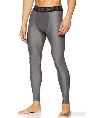 Quần lót Under Armour HeatGear Armour 2.0 Legging Carbon Heather/Black