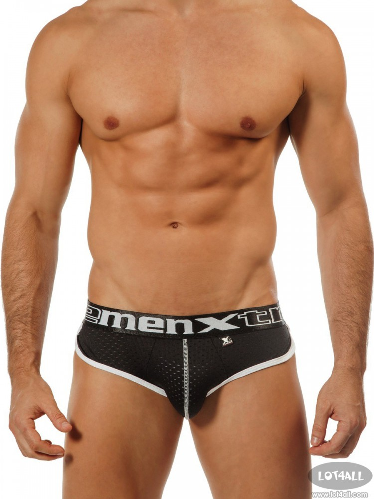 Quần lót nam Xtremen 91004 Brief Black