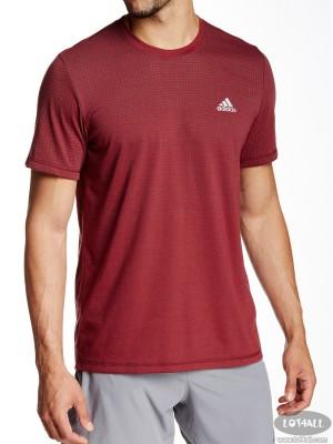 Áo thể thao nam Adidas Climacool Aeroknit Tee Red