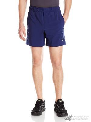 Quần short nam ASICS 7-Inch Woven Short Indigo Blue