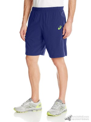 Quần short nam ASICS Athlete Short Indigo Blue