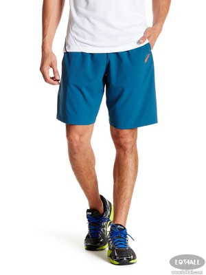 Quần short nam ASICS Athlete Short Ink Blue
