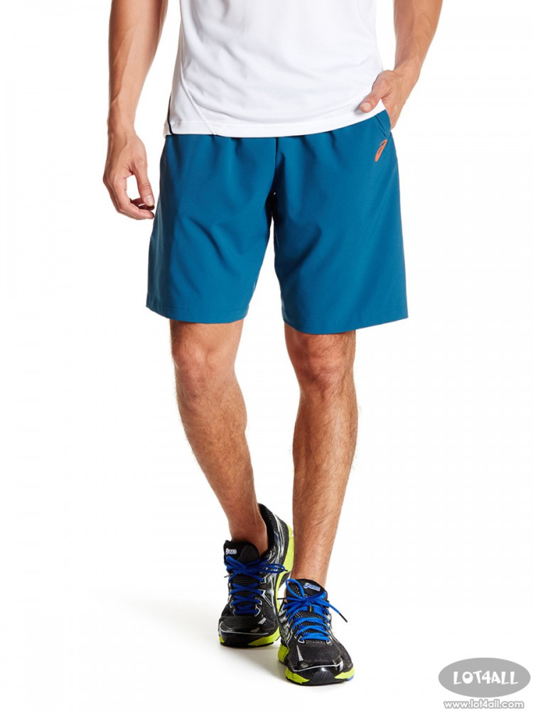 Quần short nam ASICS Athlete Short Ink Blue