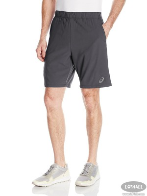 Quần short nam ASICS Fuzex Short Dark Grey
