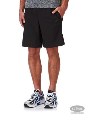 Quần thể thao nam ASICS Woven 9-Inch Short Black