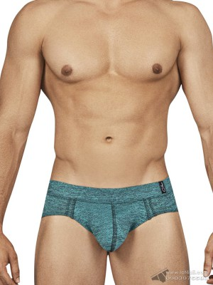 Quần lót nam Clever 0136 Mistic Latin Brief Green