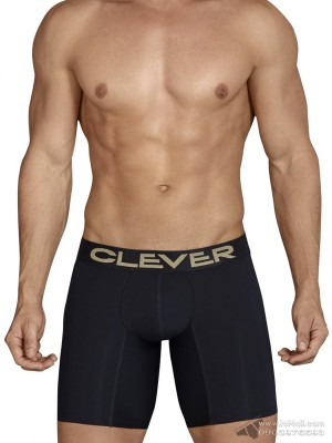 Quần lót nam Clever 9174 Kumpanias Boxer Brief Black