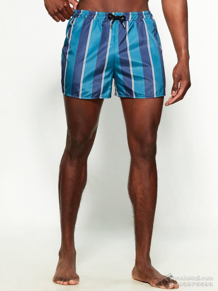 Quần đi biển Compton 51686 Swim Short Stripe
