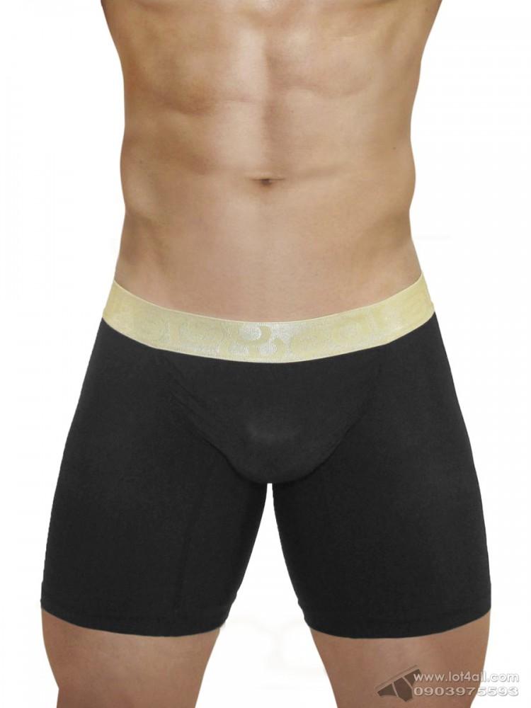 Quần lót nam Ergowear EW0827 FEEL XV Boxer Brief Black