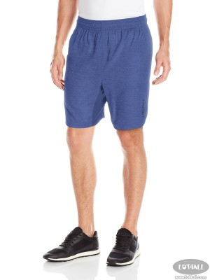 "Quần thể thao nam HEAD Ace Heather Woven 9"" Short Blue"