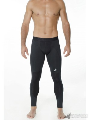Quần tập gym nam Inizio 26736 Microfiber Athletic Pant Black