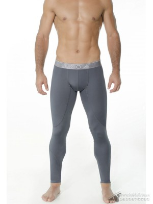 Quần tập gym nam Inizio 29906 Nide Athletic Pant Gray
