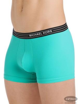 Quần lót nam Michael Kors Microfiber Stretch Trunk Shamrock