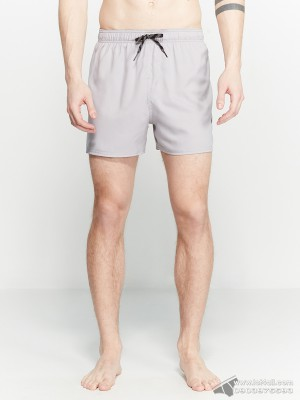 Quần thể thao nam Nike Solid Volley Short Grey