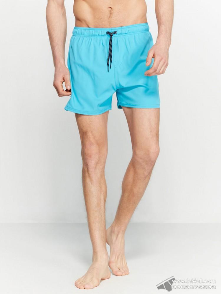 Quần short nam Nike Solid Volley Short Blue