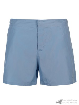 Quần đi biển Pierre Cardin Mid Length Swim Short Light Blue