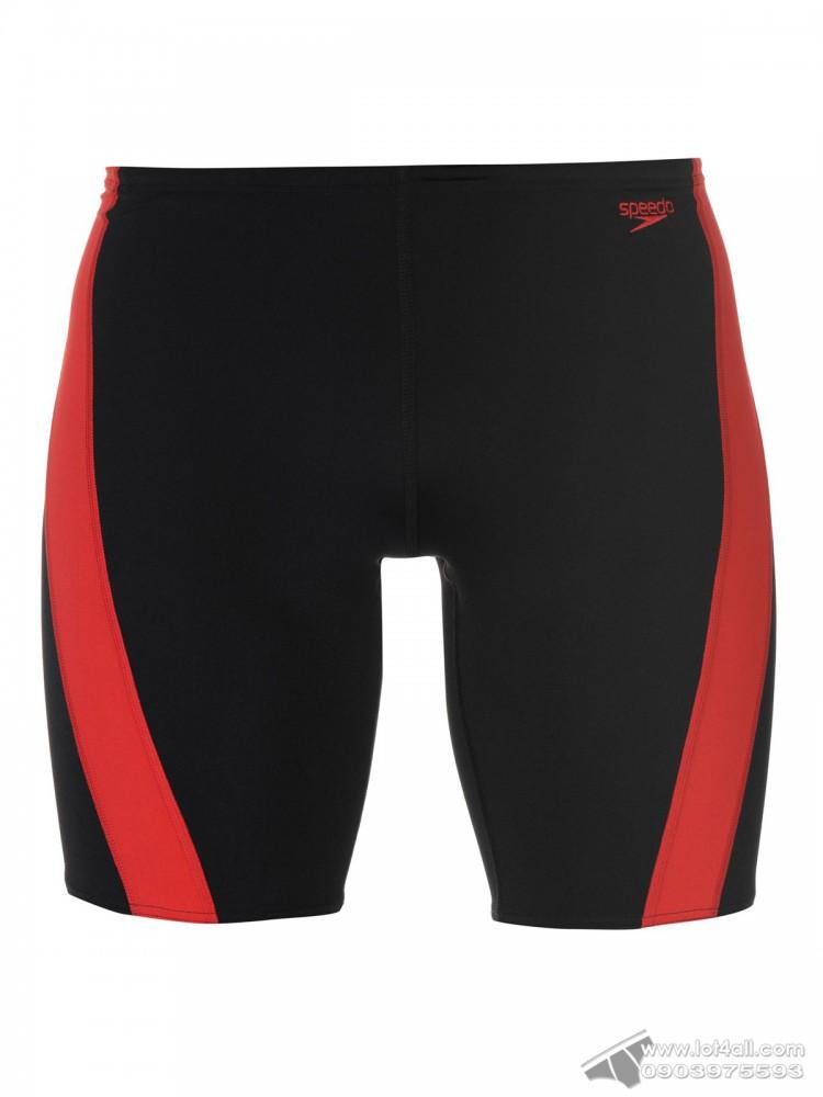 Quần bơi nam Speedo Lepa Jammer Black/Red