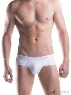 Quần lót nam Mundo Unico 1130050300 Gema Brief White