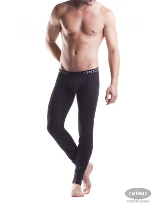 Quần lót nam Mundo Unico 9610110199 Intenso Long Johns Black