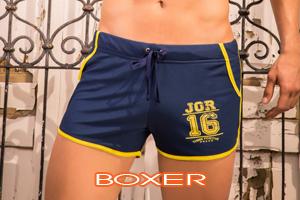 Kiểu quần boxer nam