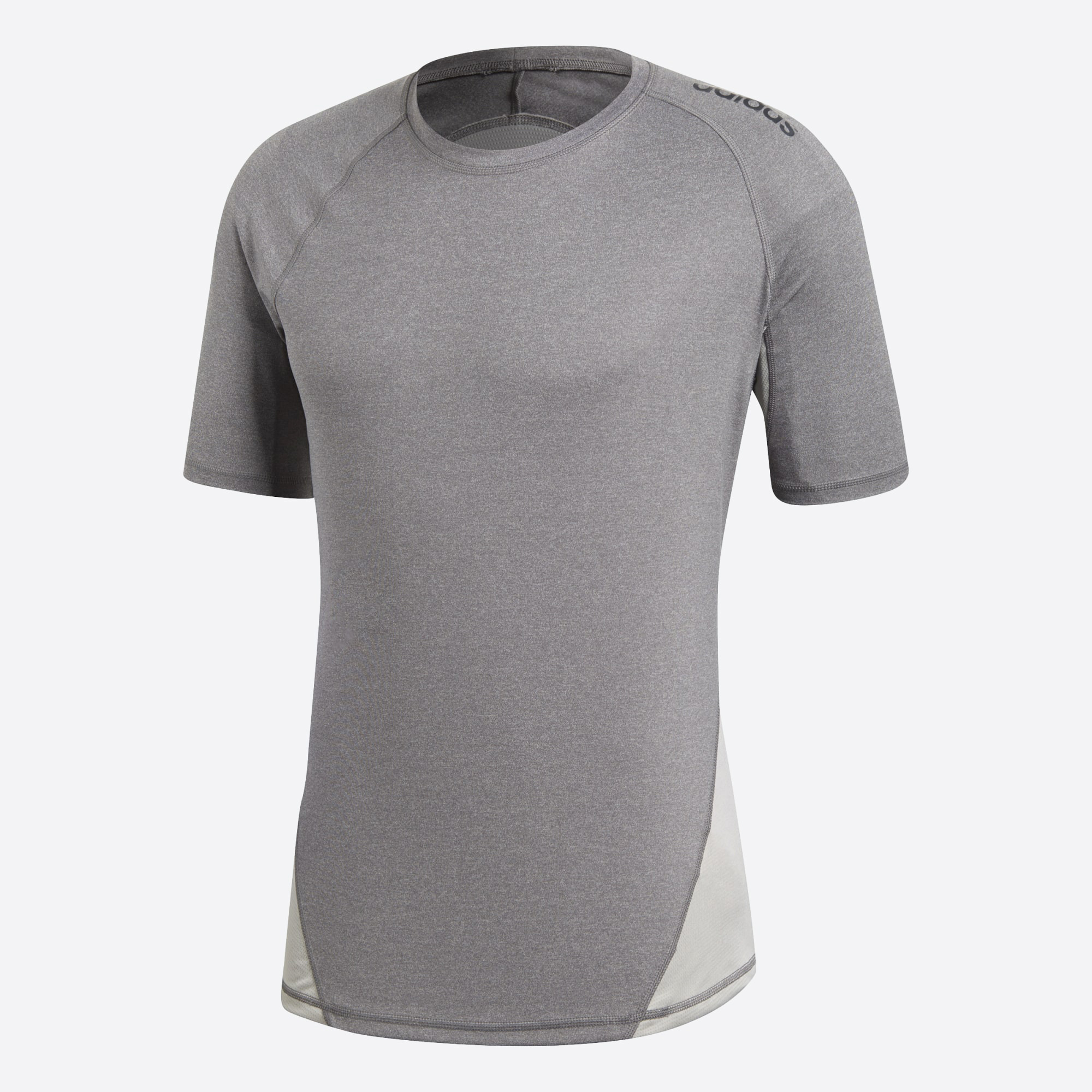 Áo thể thao nam Adidas Training Alphaskin Sport Tee Grey