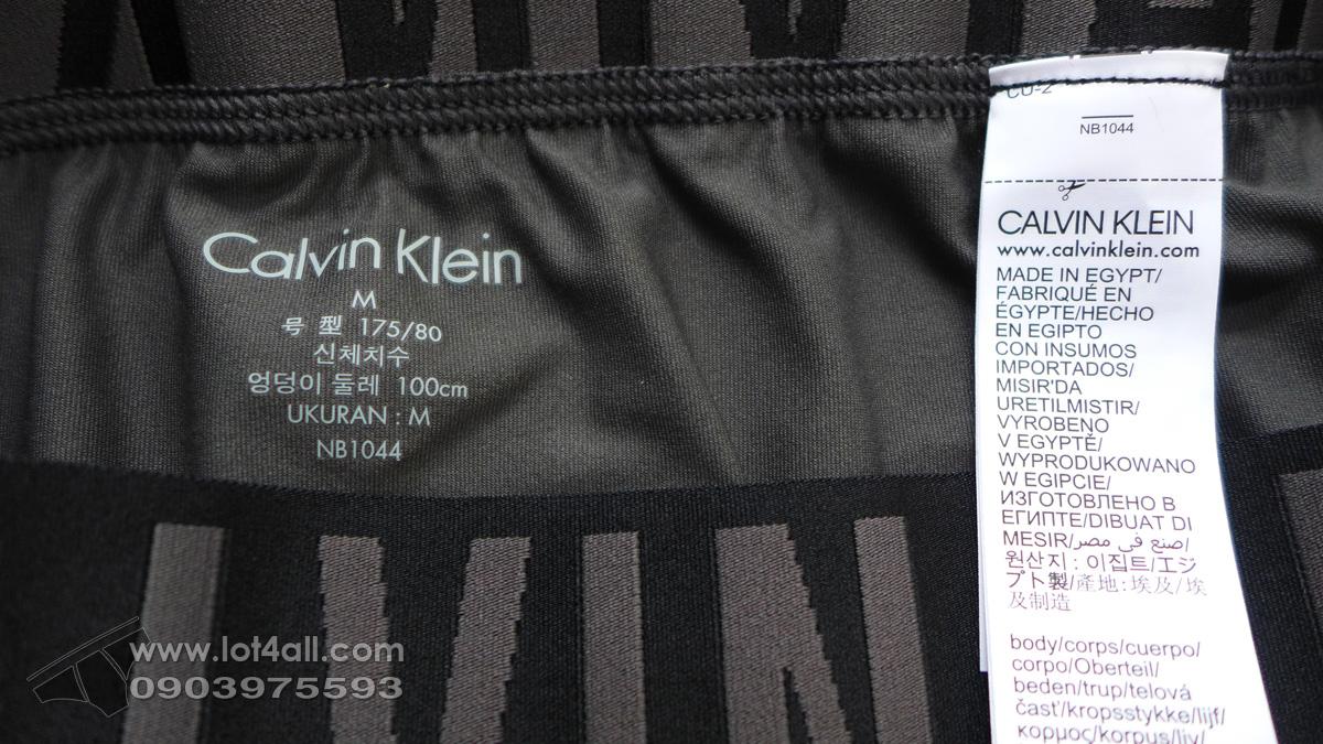 Quần lót nam Calvin Klein NB1044 Intense Power Micro Hip Brief Pavement