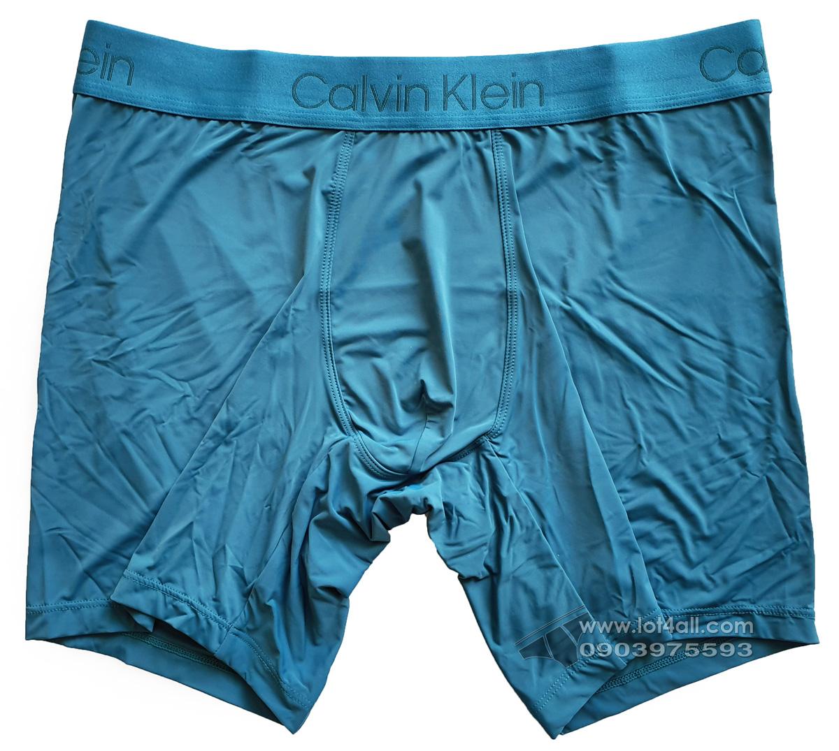 Quần lót nam Calvin Klein NB1930 CK Black Micro Boxer Brief Corsair