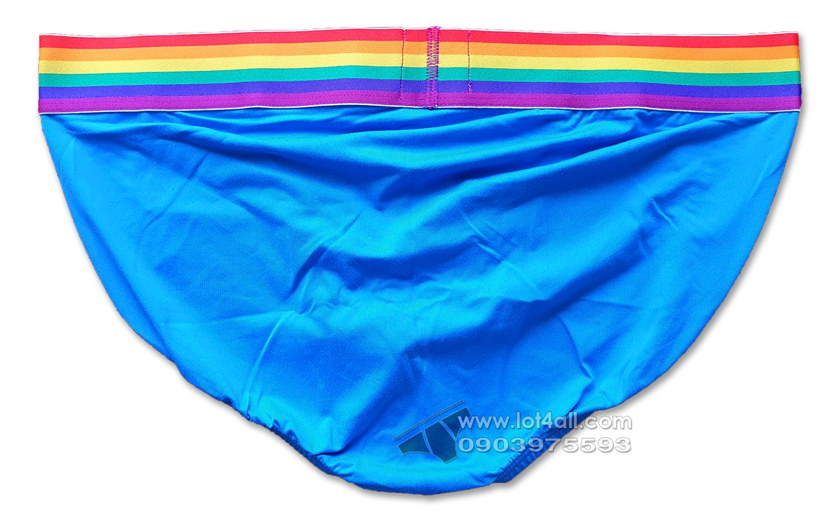 Quần lót nam Calvin Klein NB2203 Pride Micro Sport Brief Dreaming