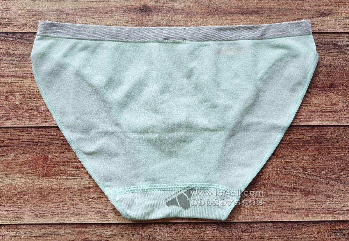 Quần lót nữ Calvin Klein QD3545 Pure Seamless Bikini Elysian Green