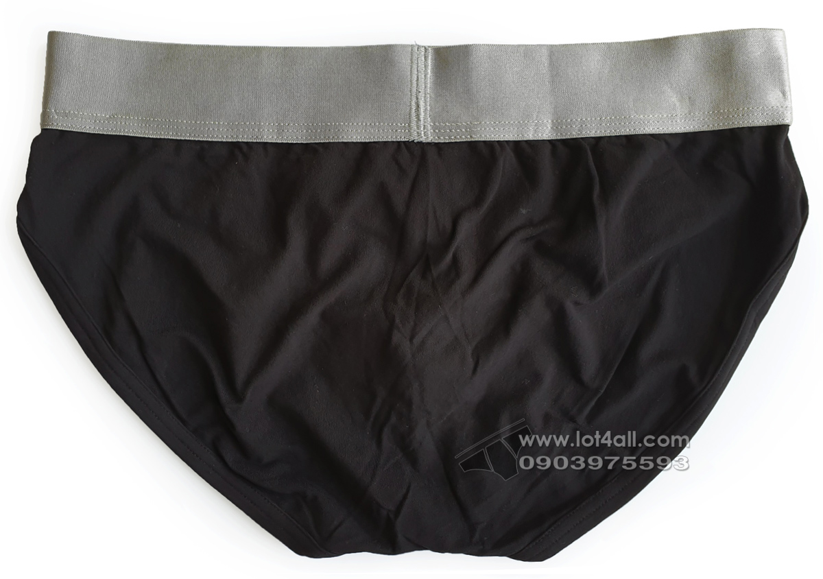 Quần lót Calvin Klein U2715 Steel Micro Hip Brief Black