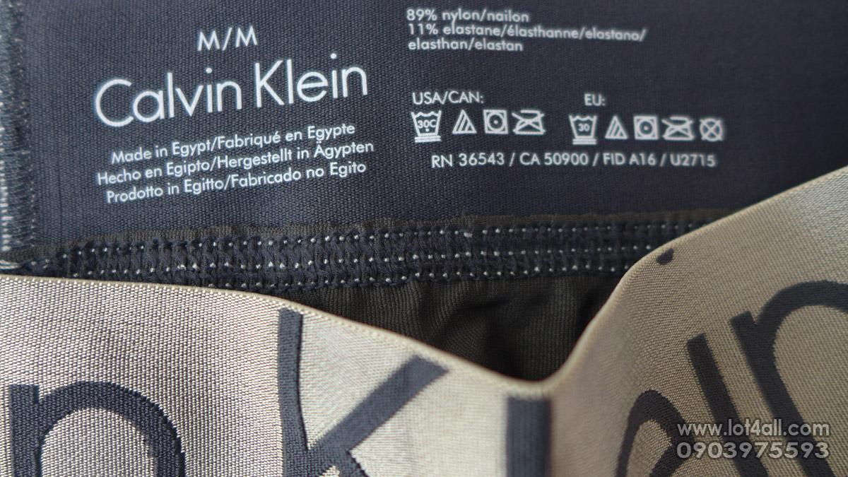 Quần lót nam Calvin Klein U2715 Steel Micro Hip Brief Mink
