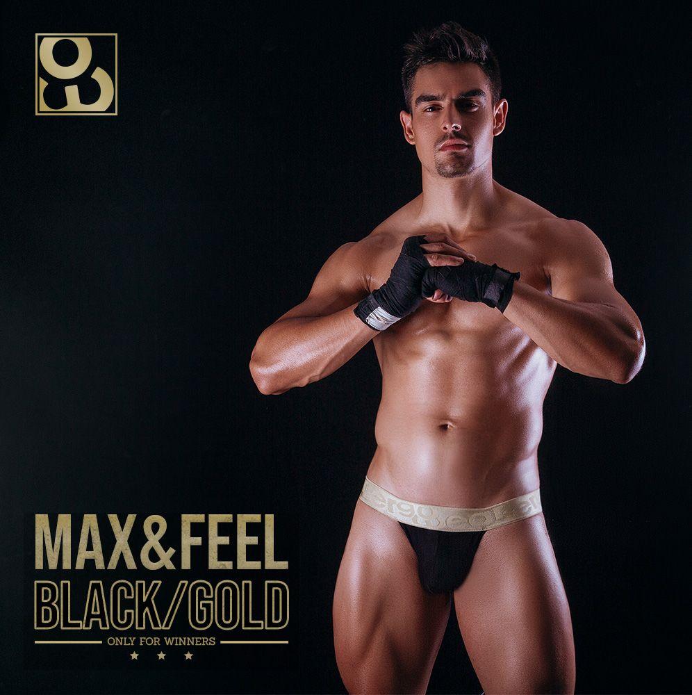 Quần lót nam Ergowear EW0809 MAX XV Bikini Black
