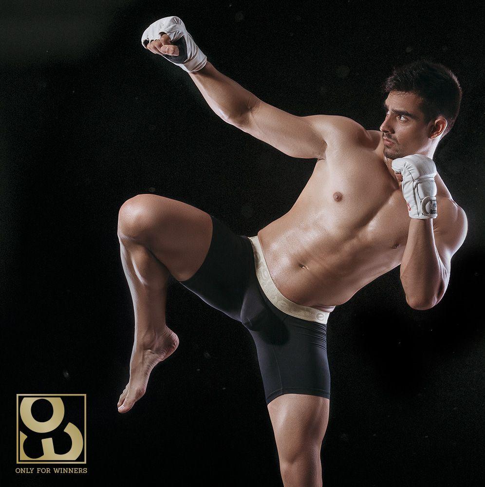 Quần lót nam Ergowear EW0824 MAX XV Boxer Brief Black