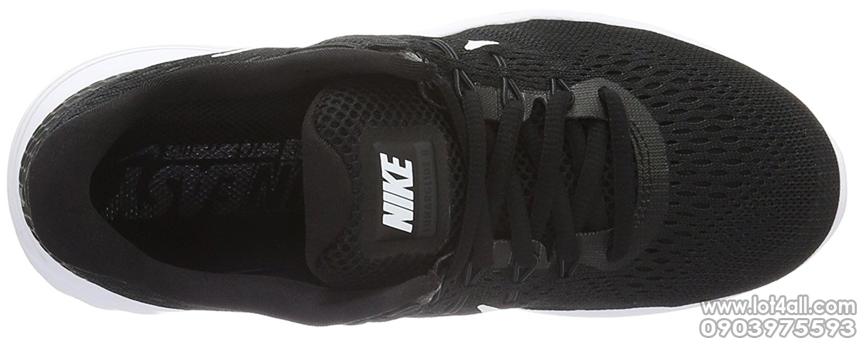 Giày nam Nike LunarGlide Running Black