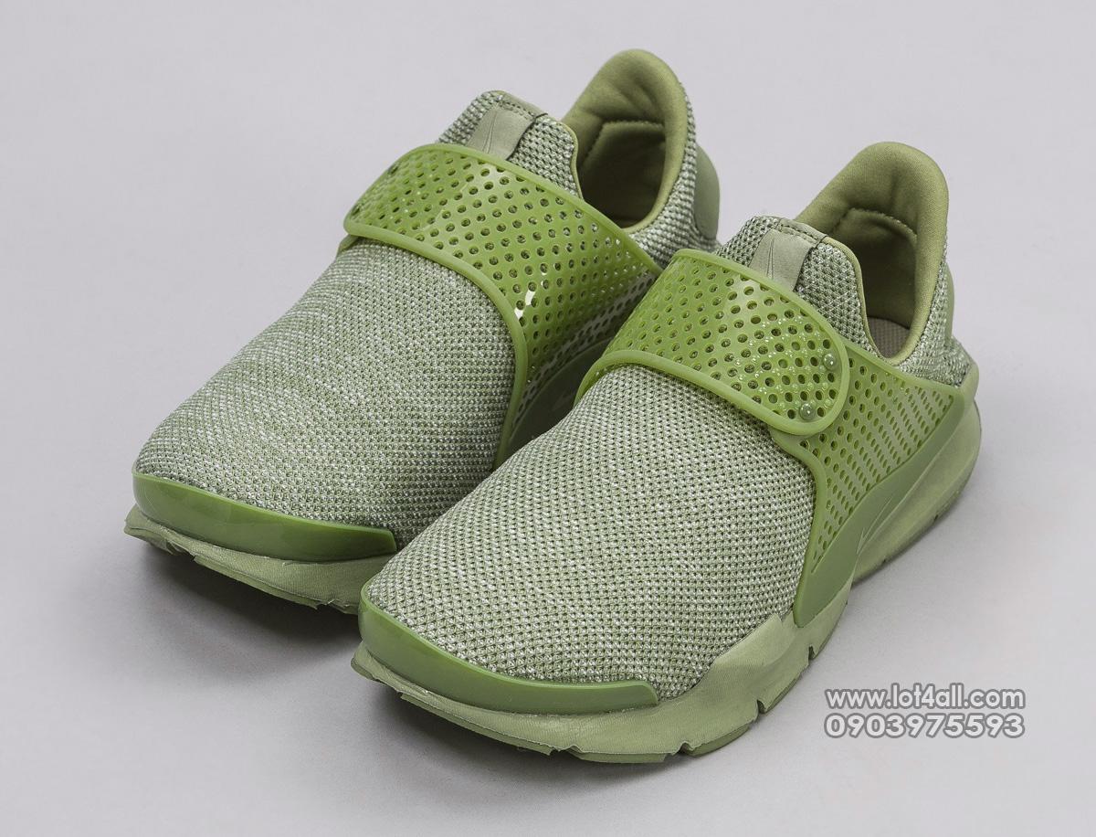 Giày nam Nike Sock Dart BR Olive