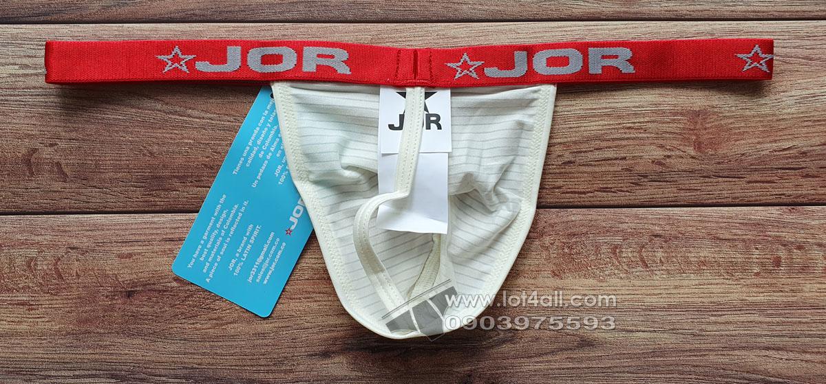 Quần lót nam JOR 0955 Luxury Thong Beige