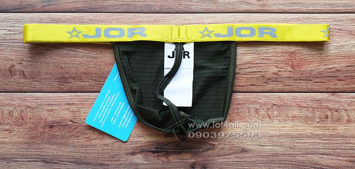 Quần lót nam JOR 0955 Luxury Thong Green