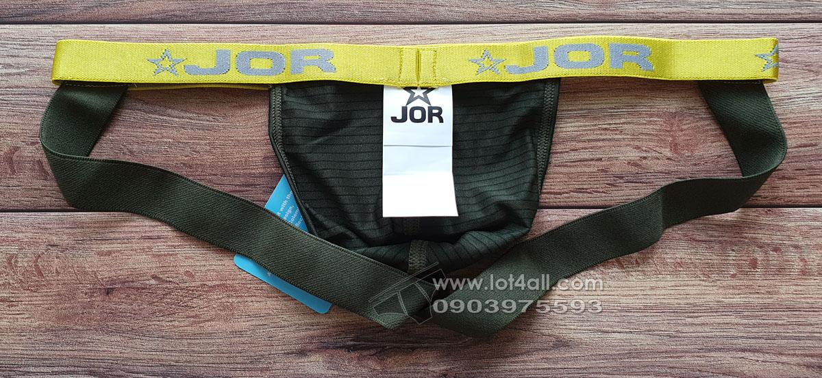 Quần lót nam JOR 0956 Luxury Jockstrap Green