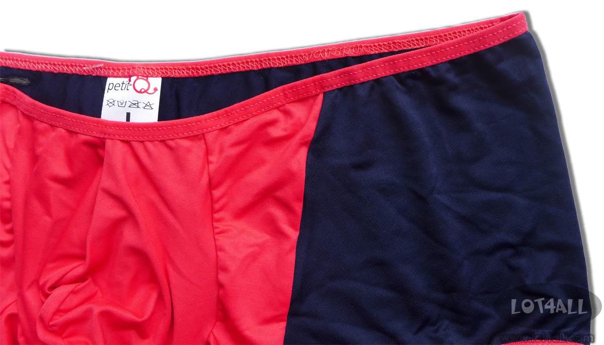Quần lót nam cao cấp PetitQ PQ14203 Boxer Moval Color Blue